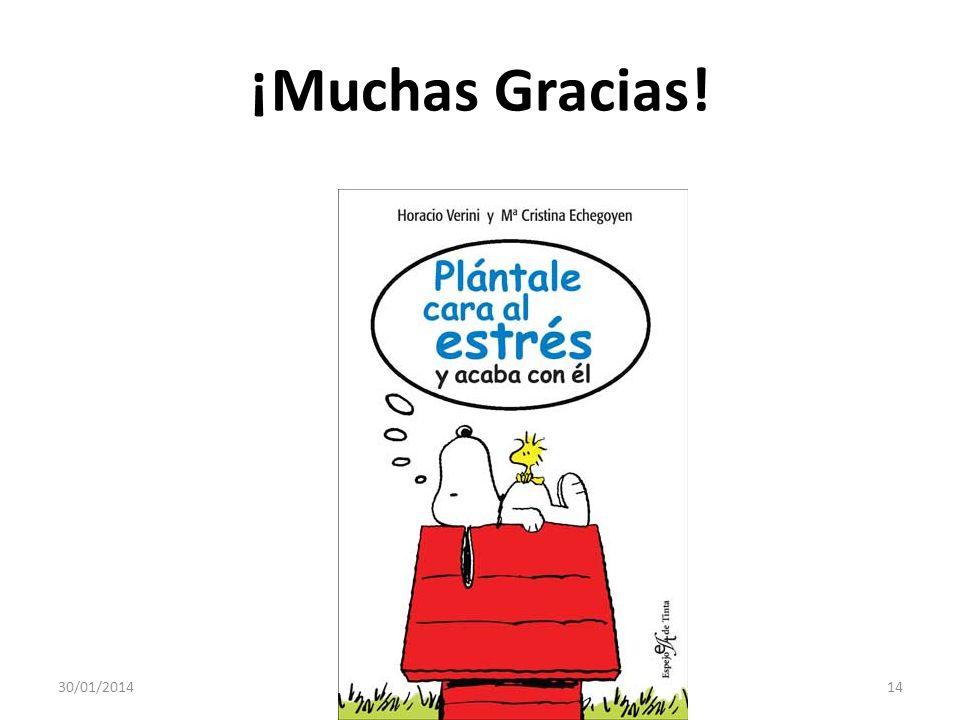 ¡Muchas Gracias! 24/03/2017