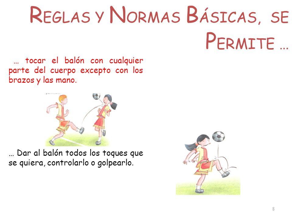 REGLAS Y NORMAS BÁSICAS, SE PERMITE …