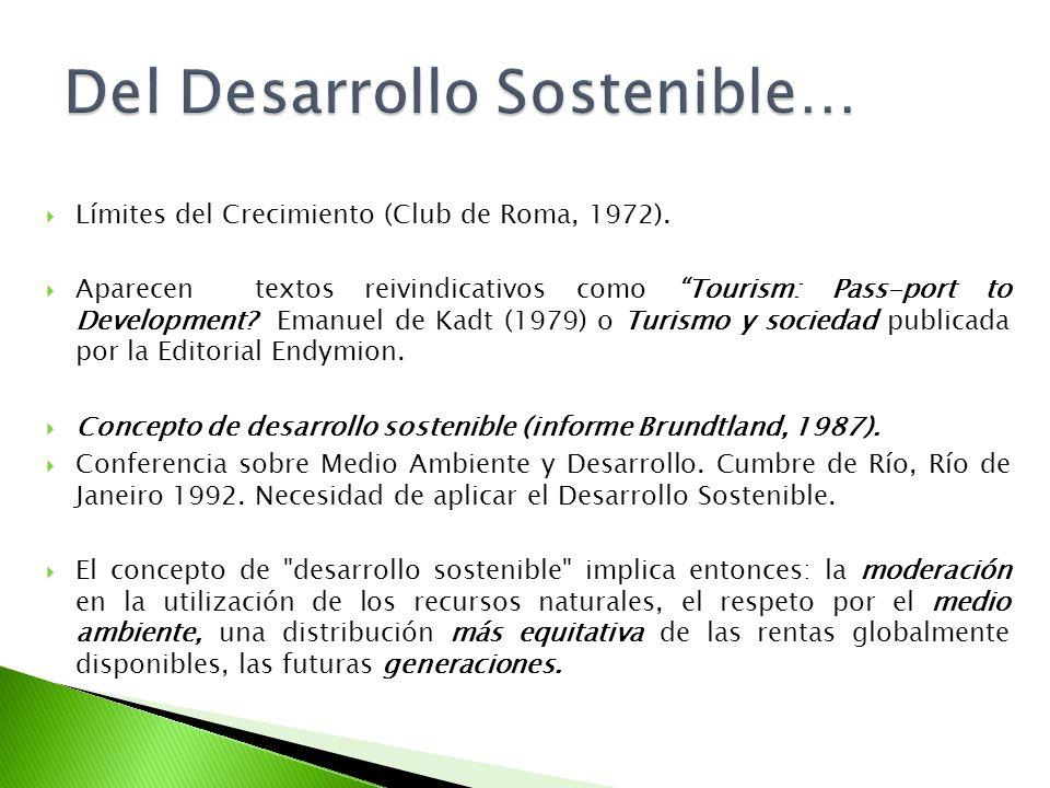 Del Desarrollo Sostenible…