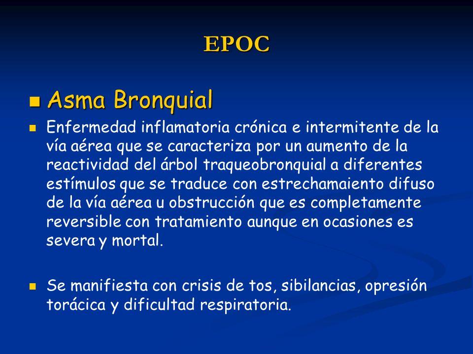 EPOC Asma Bronquial.