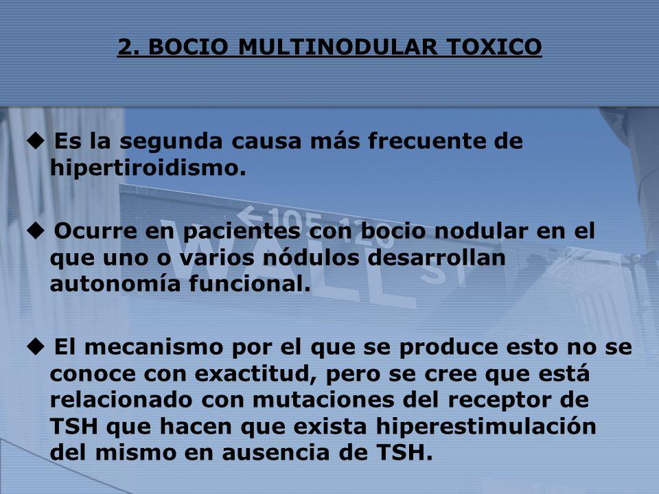 2. BOCIO MULTINODULAR TOXICO
