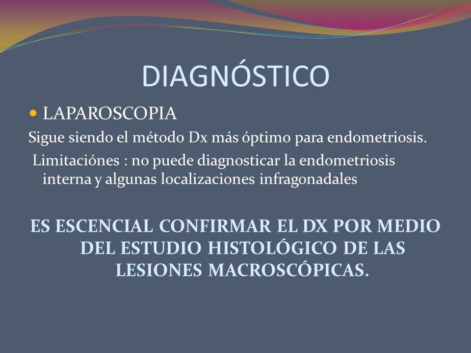 DIAGNÓSTICO LAPAROSCOPIA
