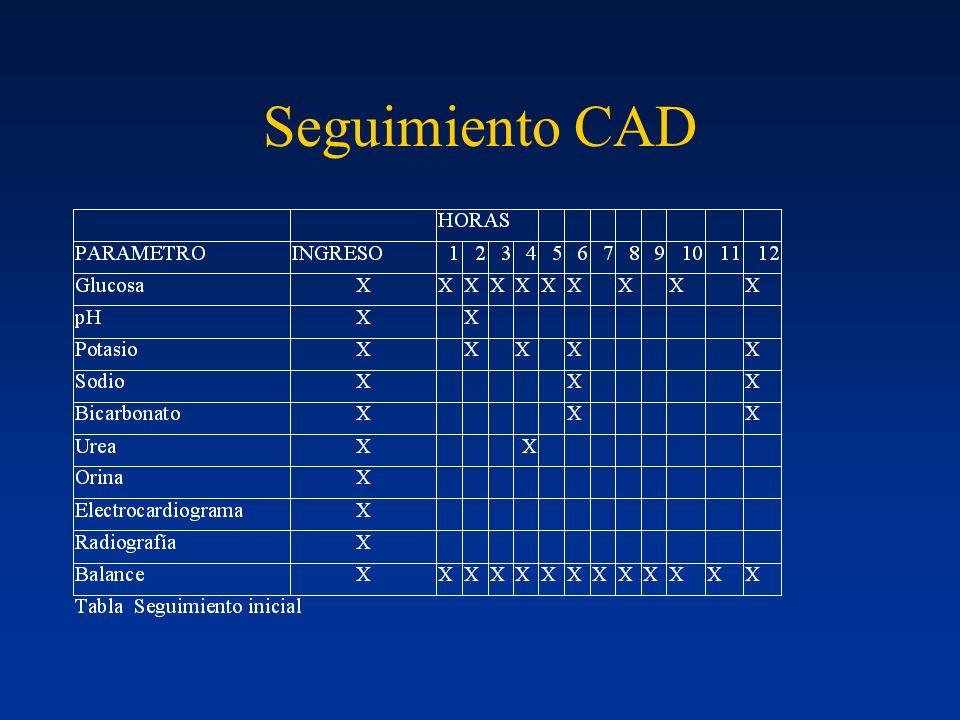 Seguimiento CAD