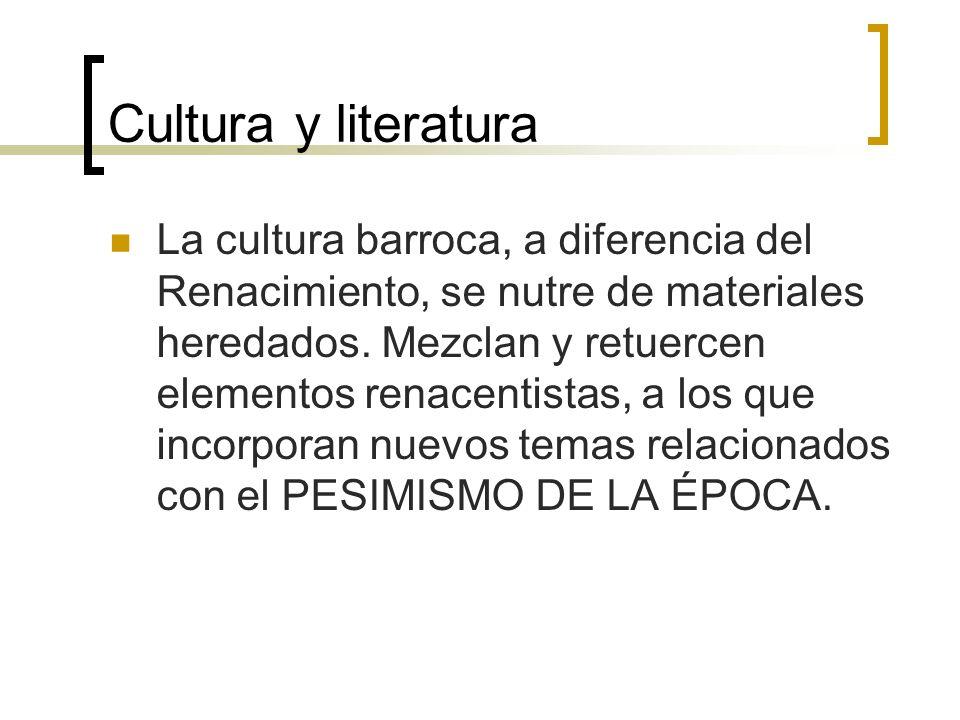Cultura y literatura