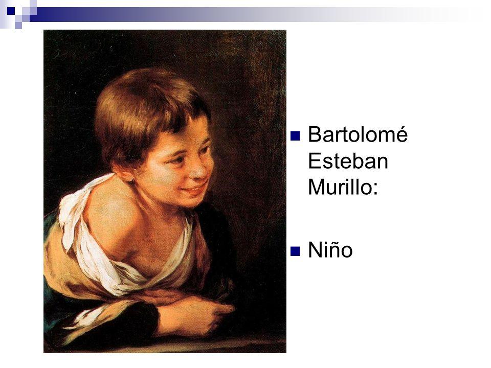 Bartolomé Esteban Murillo: