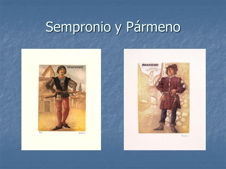 Sempronio y Pármeno