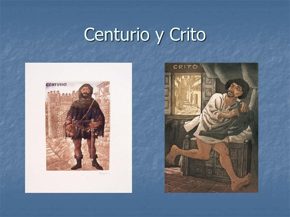 Centurio y Crito