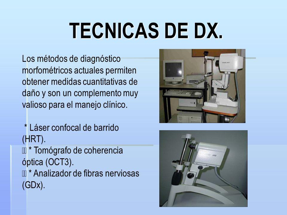 TECNICAS DE DX.