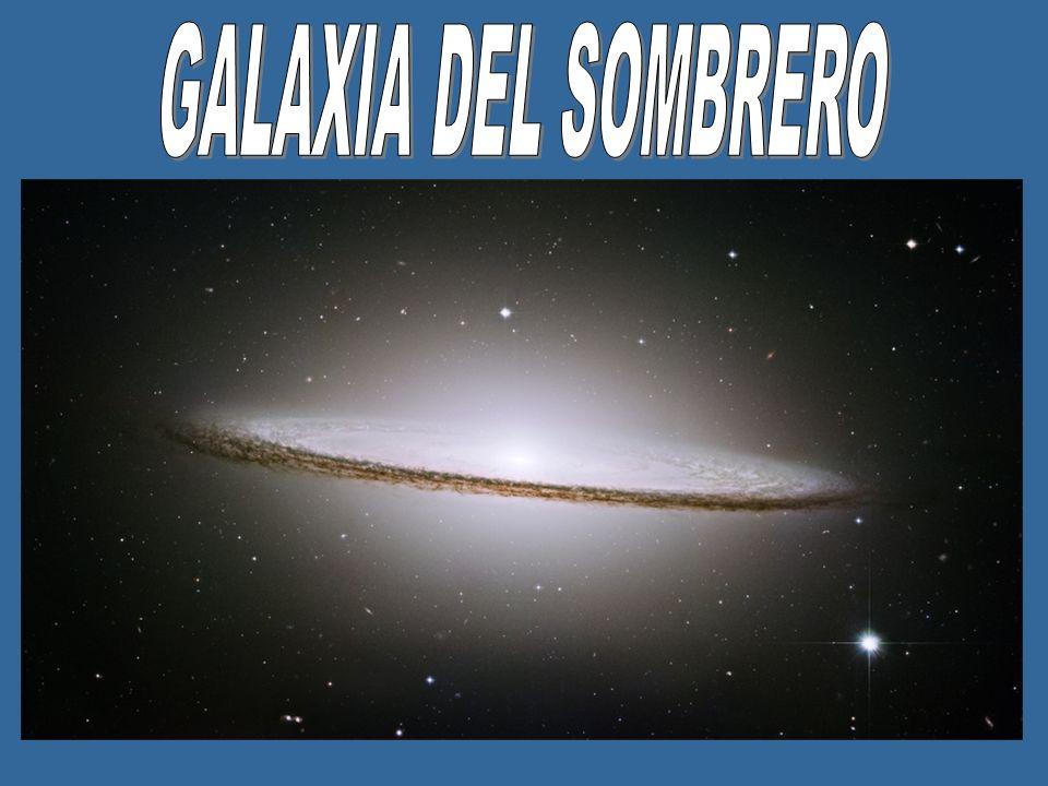 GALAXIA DEL SOMBRERO