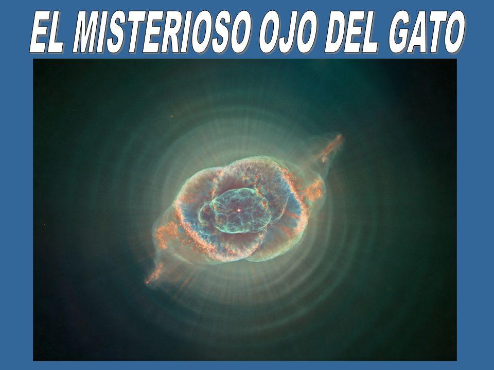 EL MISTERIOSO OJO DEL GATO