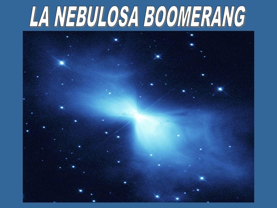 LA NEBULOSA BOOMERANG