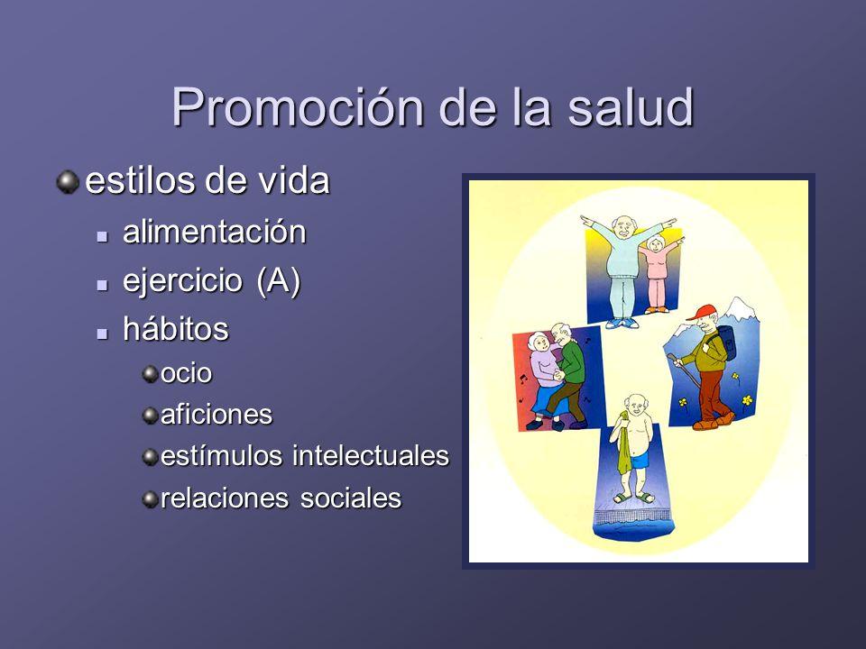 Promoción de la salud estilos de vida alimentación ejercicio (A)