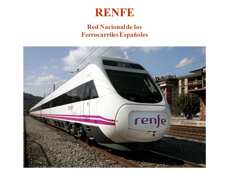 Red Nacional de los Ferrocarriles Españoles