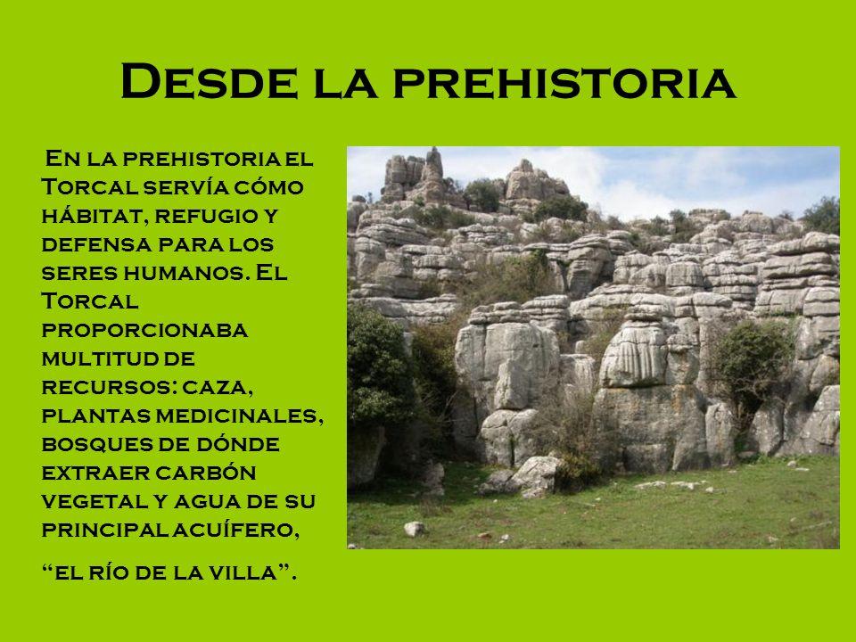 Desde la prehistoria