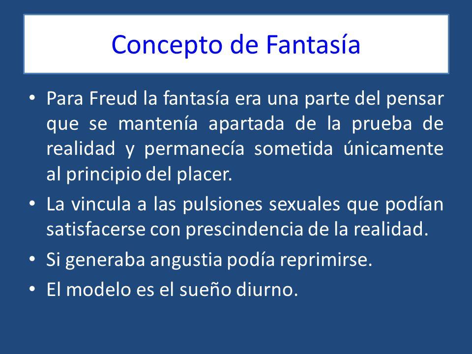 Concepto de Fantasía