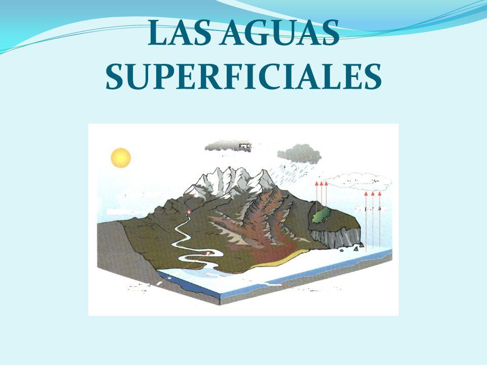 LAS AGUAS SUPERFICIALES