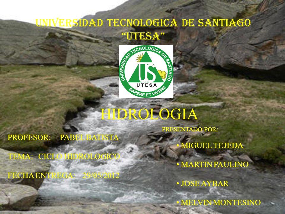 UNIVERSIDAD TECNOLOGICA DE SANTIAGO