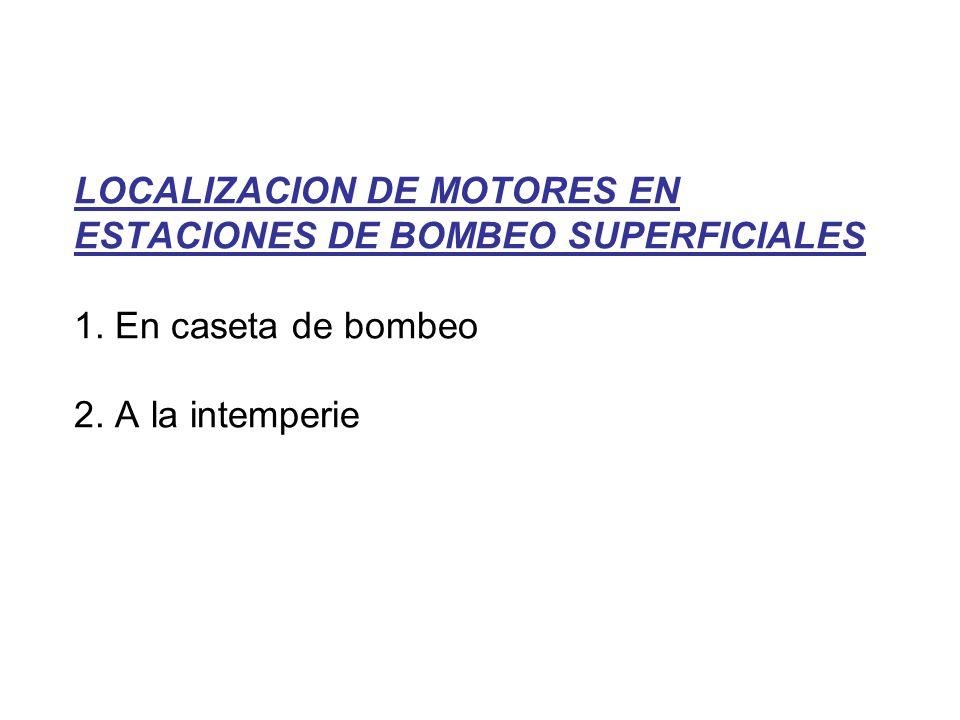 LOCALIZACION DE MOTORES EN ESTACIONES DE BOMBEO SUPERFICIALES 1