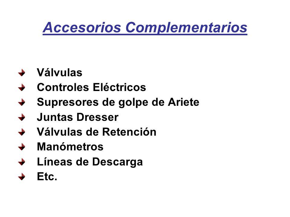 Accesorios Complementarios