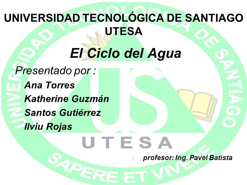 UNIVERSIDAD TECNOLÓGICA DE SANTIAGO UTESA
