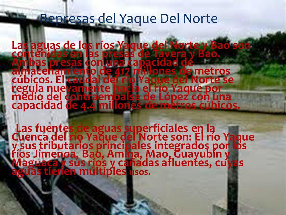Represas del Yaque Del Norte