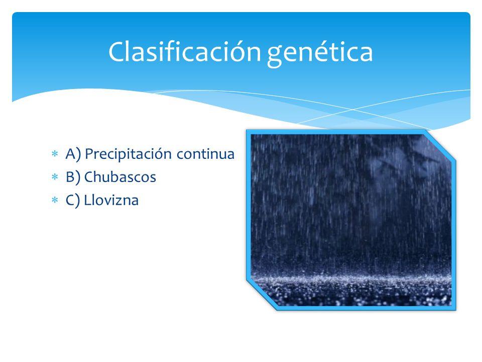 Clasificación genética
