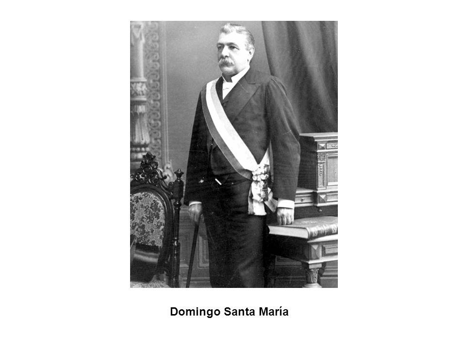 Domingo Santa María
