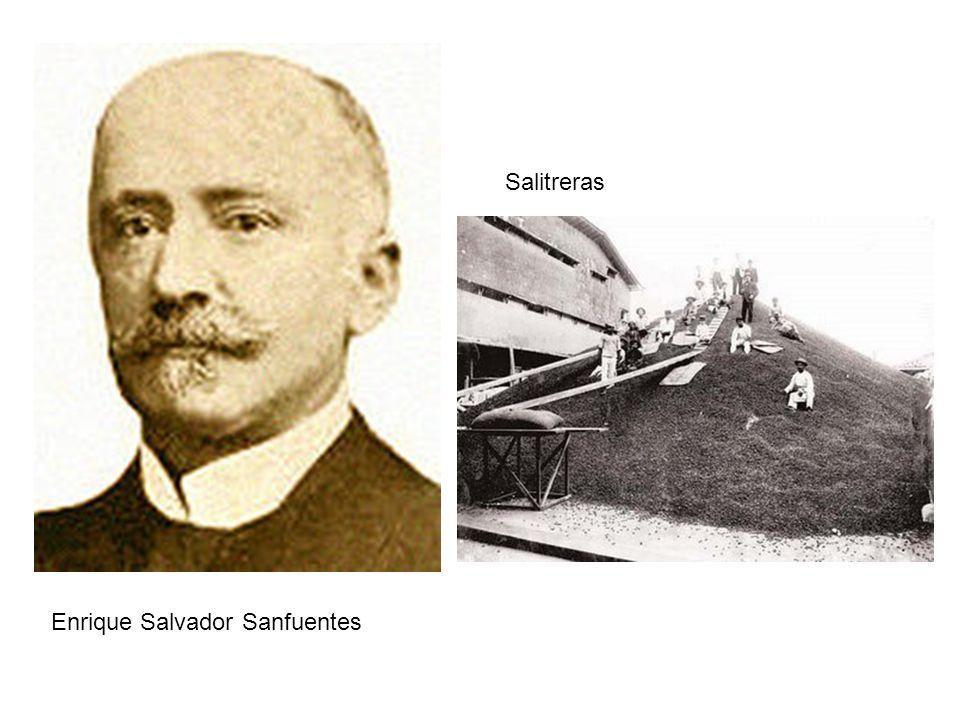 Salitreras Enrique Salvador Sanfuentes