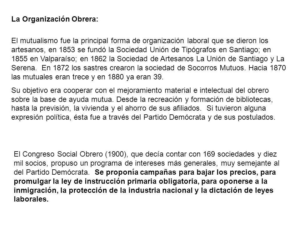 La Organización Obrera: