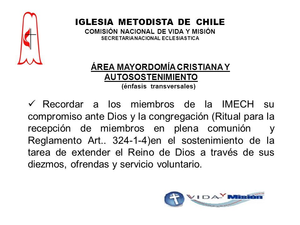 IGLESIA METODISTA DE CHILE