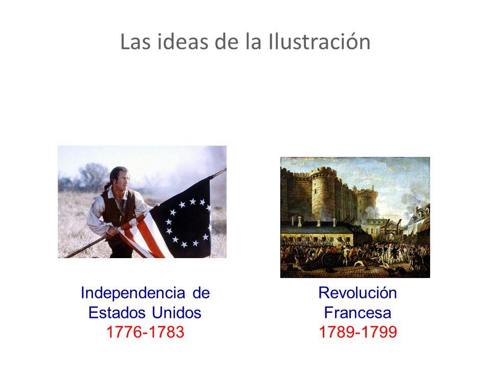 Las ideas de la Ilustración