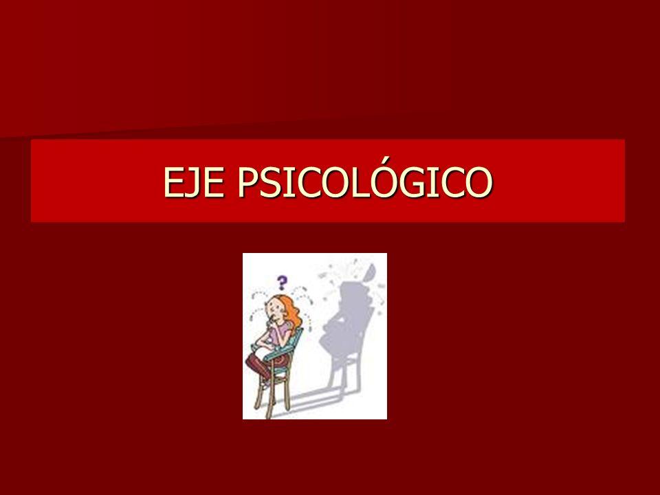 EJE PSICOLÓGICO