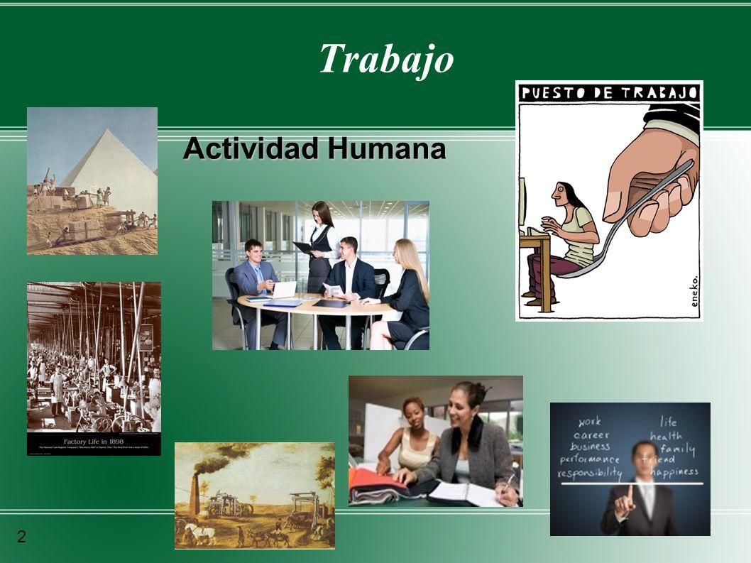 Trabajo Actividad Humana 2