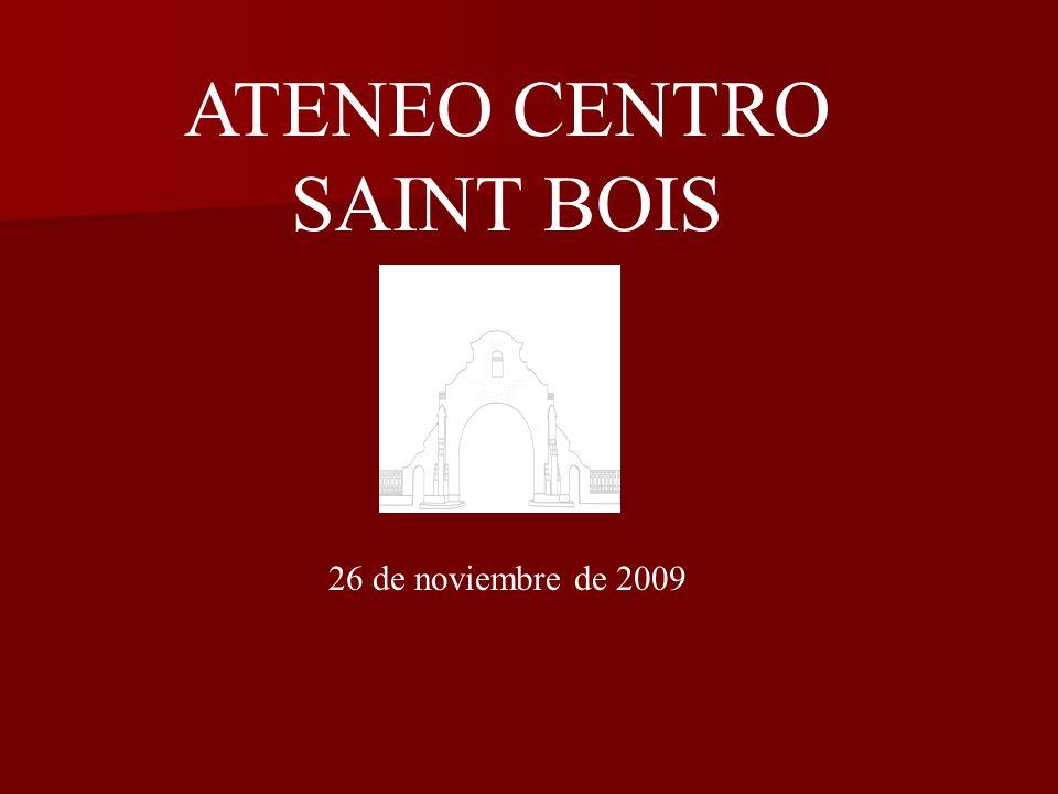 ATENEO CENTRO SAINT BOIS