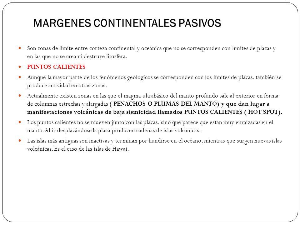 MARGENES CONTINENTALES PASIVOS
