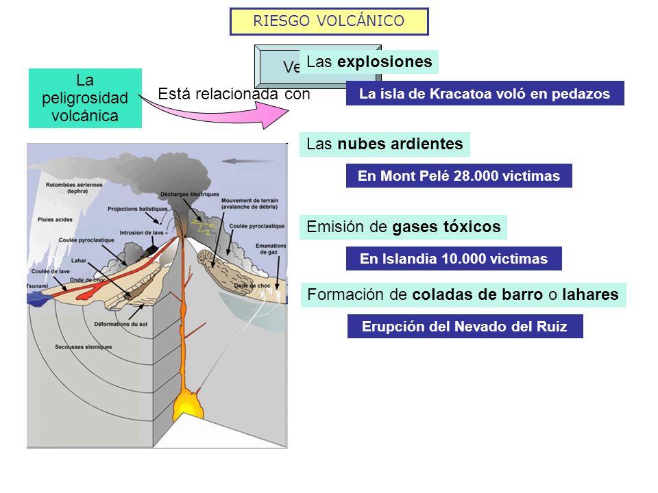 La isla de Kracatoa voló en pedazos Erupción del Nevado del Ruiz