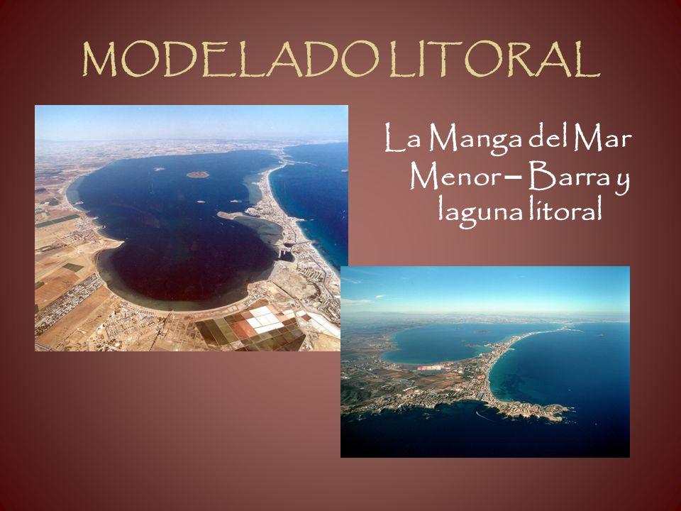 La Manga del Mar Menor – Barra y laguna litoral
