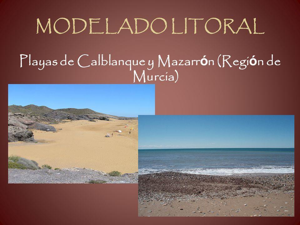Playas de Calblanque y Mazarrón (Región de Murcia)