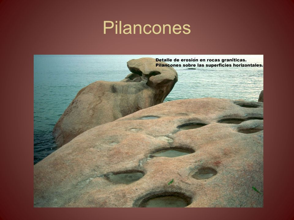 Pilancones