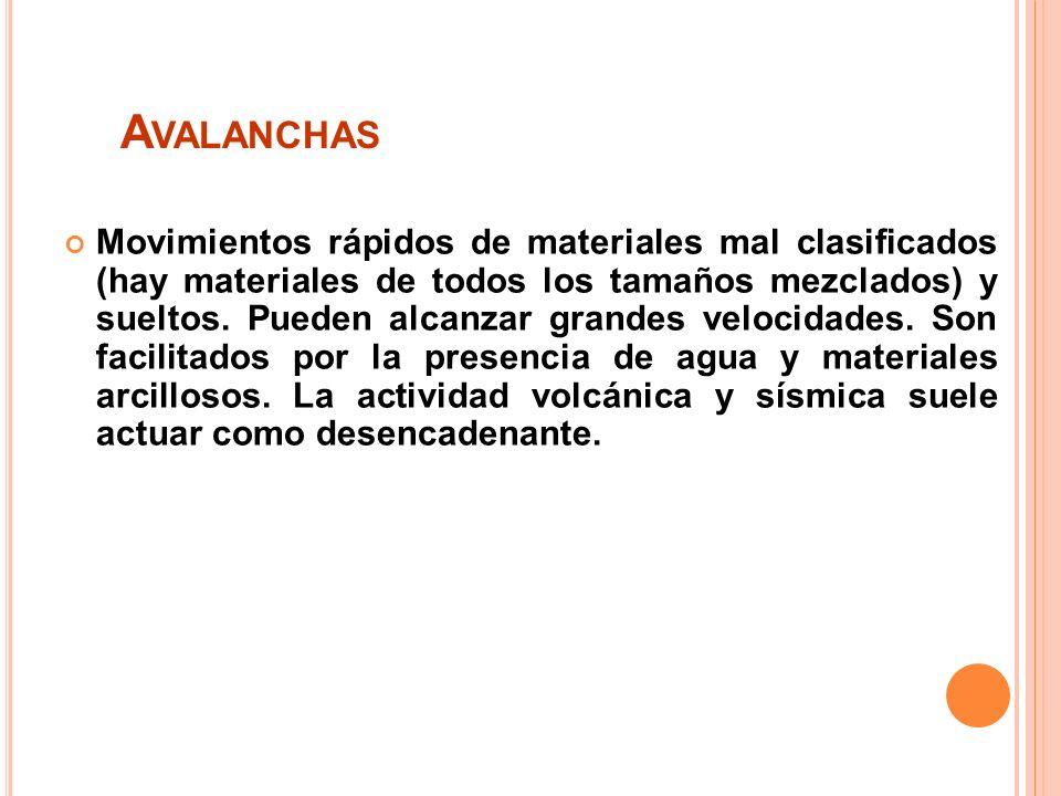 Avalanchas