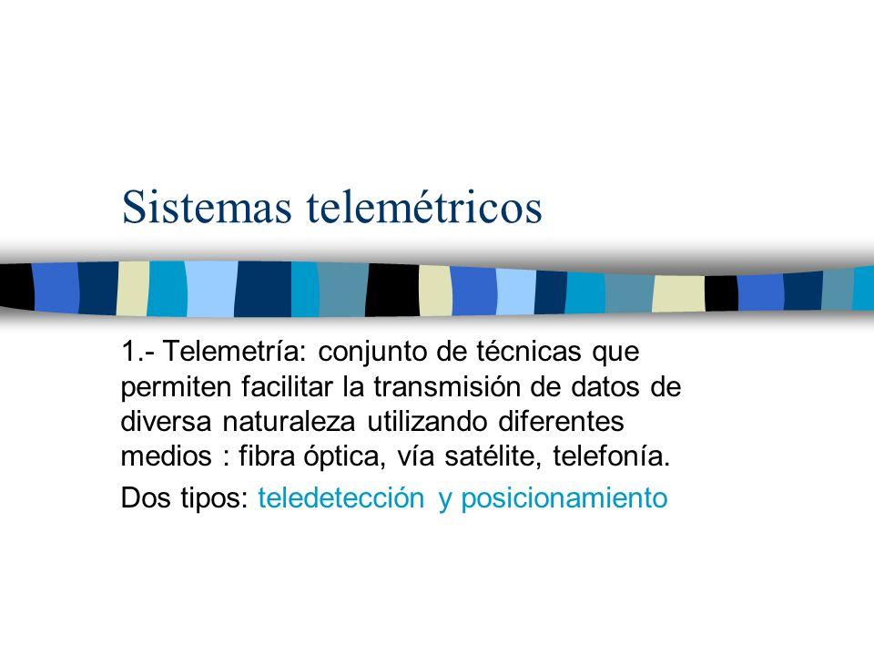 Sistemas telemétricos