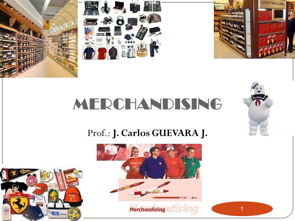 Prof.: J. Carlos GUEVARA J.