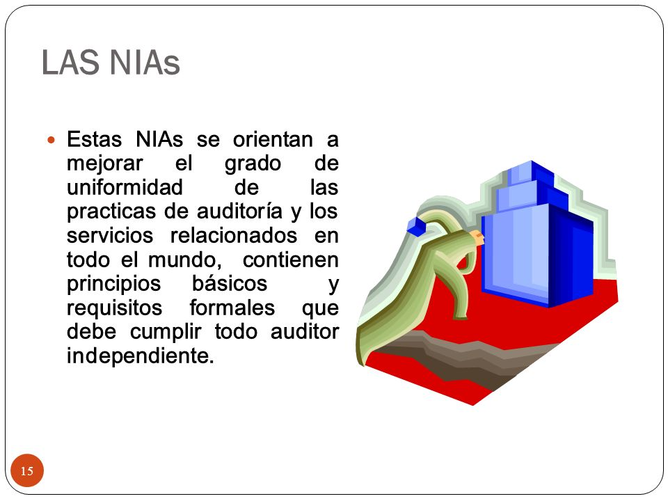 LAS NIAs