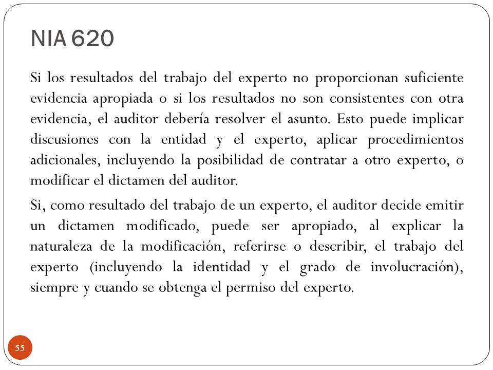 NIA 620