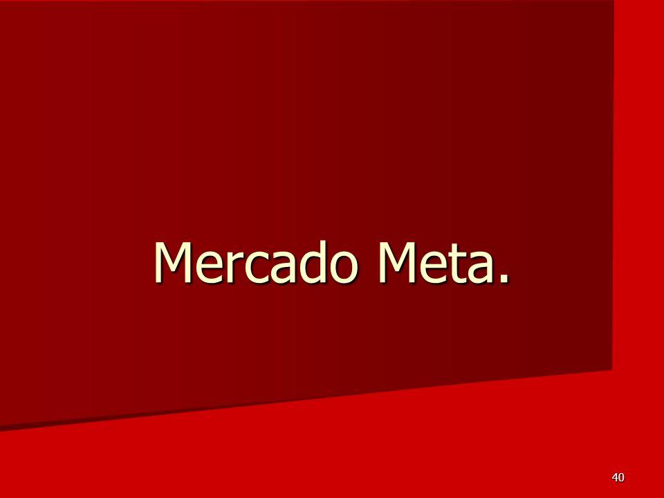 Mercado Meta.