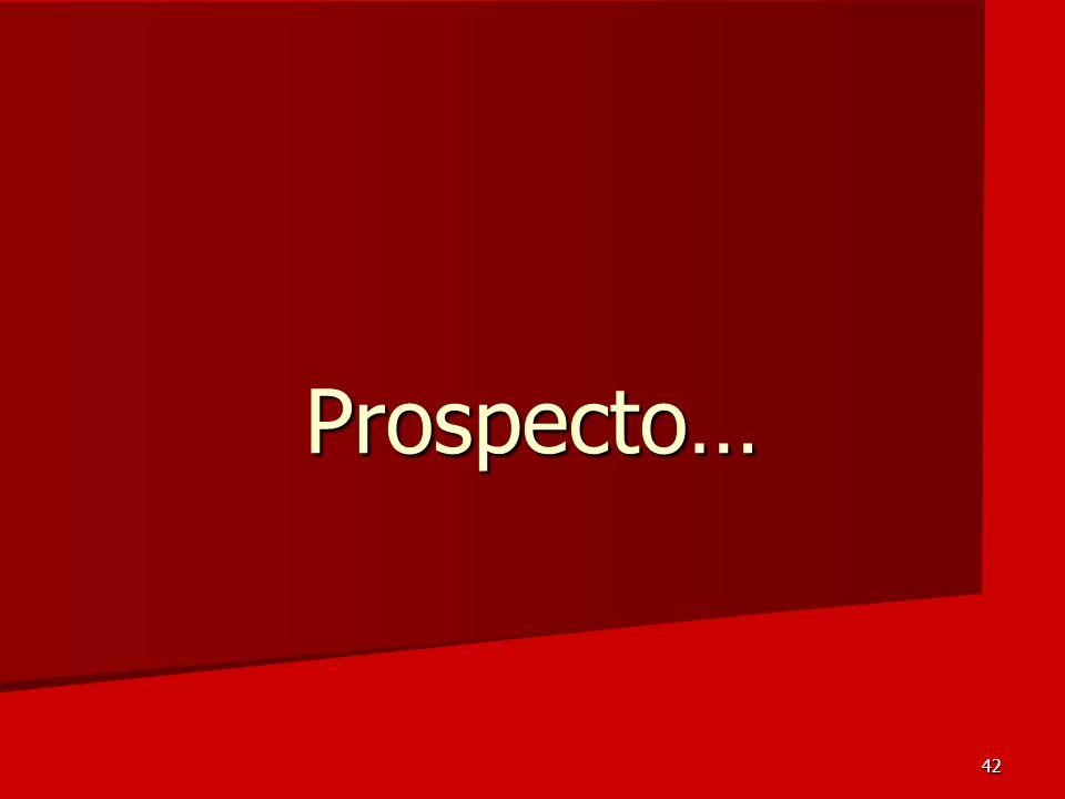 Prospecto…