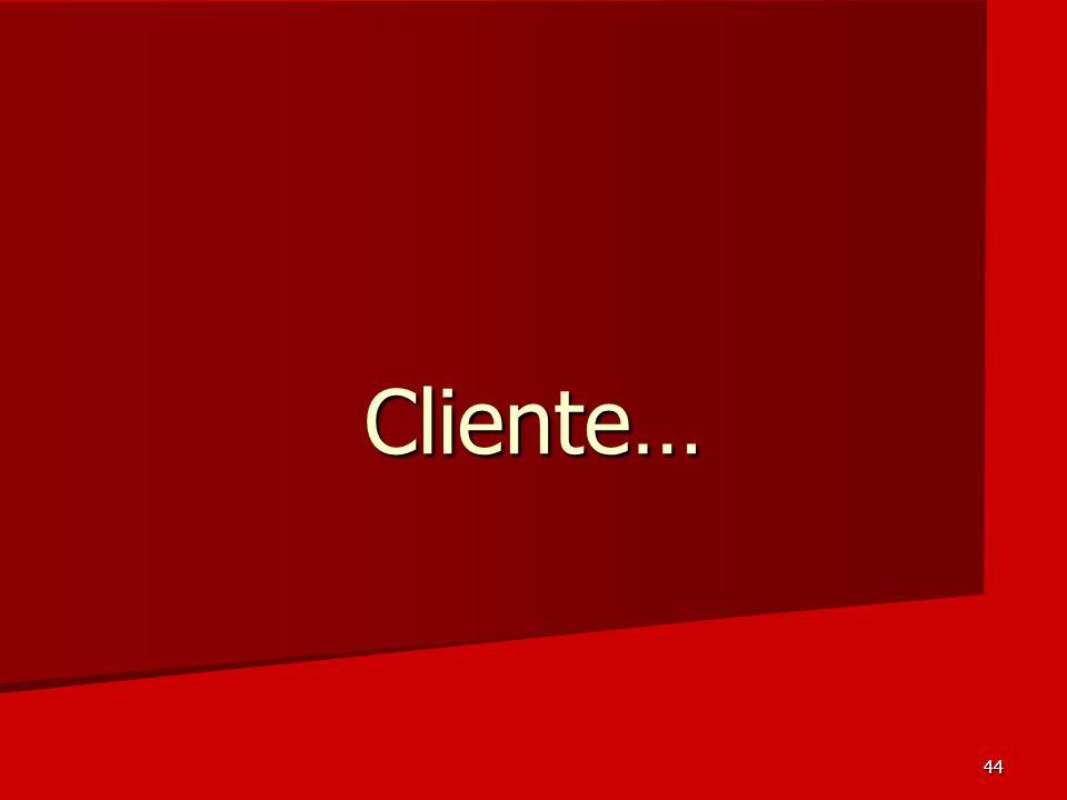 Cliente…