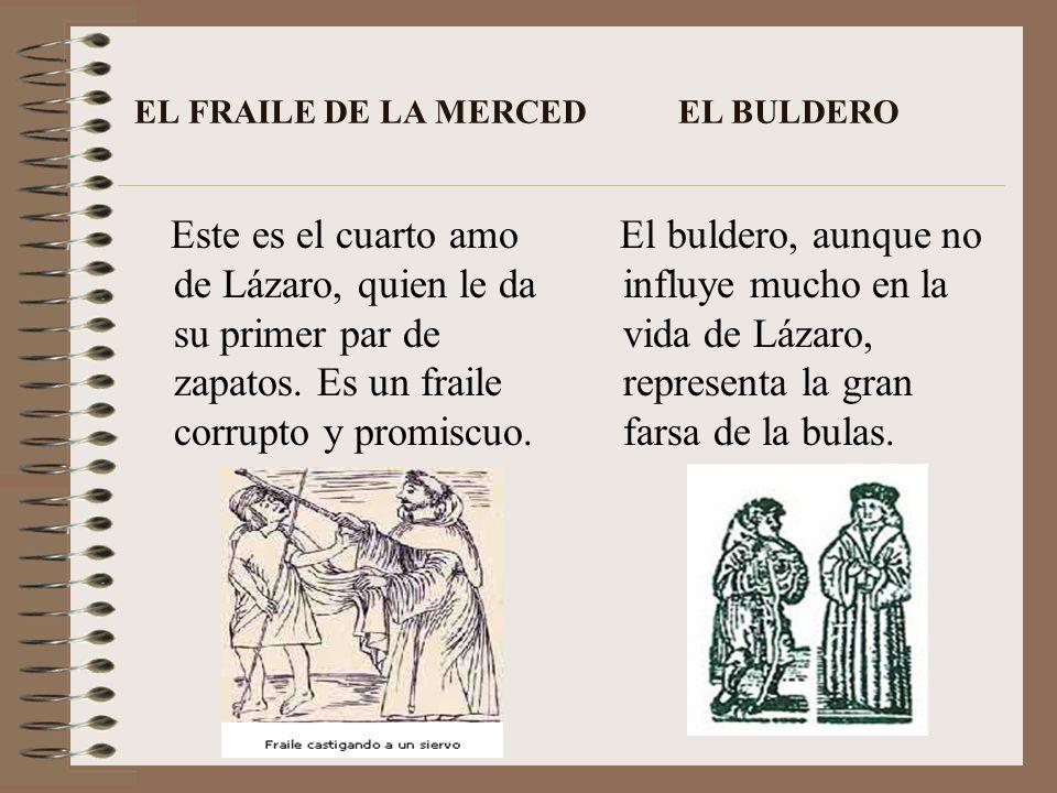 EL FRAILE DE LA MERCED EL BULDERO