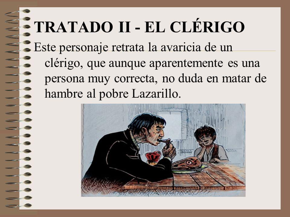 TRATADO II - EL CLÉRIGO