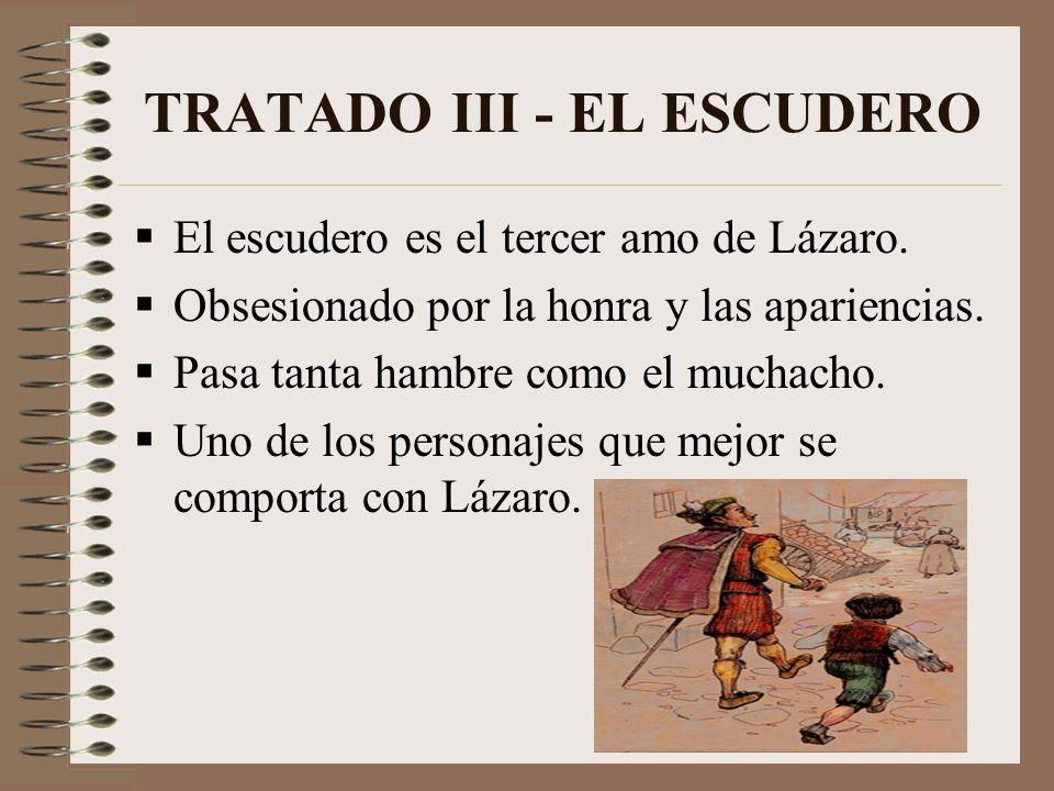 TRATADO III - EL ESCUDERO